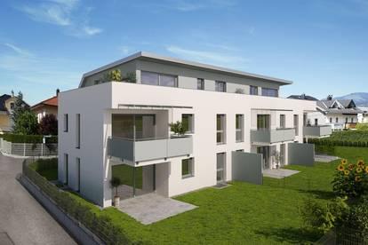 Gartenoase Oberalm | 3-Zimmer-Wohnung mit lauschigem Privatgarten