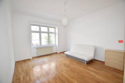 WG-Eignung - 3-4 Zimmer Altbaumiete Nähe Donauinsel & U6 Milleniumcity