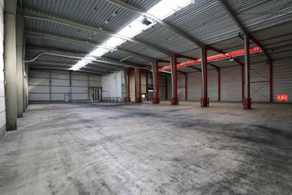 Betriebsliegenschaft mit mehreren Industriehallen im Gewerbegebiet Tulln (Halle3 ca. 900m2)