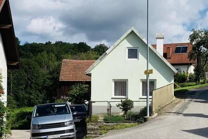 Kleines und gepflegtes Haus am Jauerling