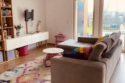 Traumhafte Maisonnette mit Garten - hochwertige Ausführung