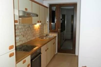 2 Zimmerwohnung auf 52m2 mit Balkon und Garage um € 615.--