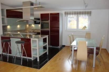 Telfs: 92m2 - Terrassenwohnung über 2 Etagen mit Panoramablick um € 1195.--