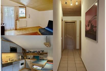 gemütliche Single-Wohnung