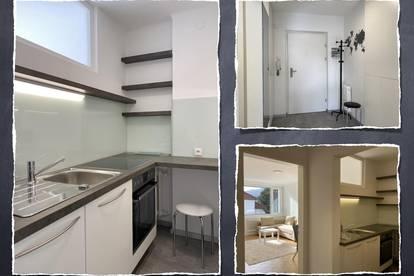 Hötting - schöne 2 Zimmerwohnung - wie neu