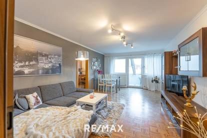 Schöne 4-Zimmerwohnung mit 2 Balkonen in guter Lage