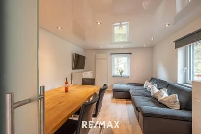Top-moderne 4-Zimmer Wohnung mit Freizeitwohnsitz Niederbreitenbach