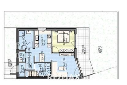 Helle 2-Zimmer-Wohnung in Aussichtslage!