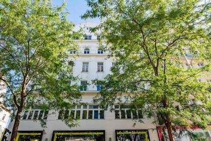 DG 3-Zimmer-Wohnung mit Terrasse befristet zu vermieten! Top-Lage!