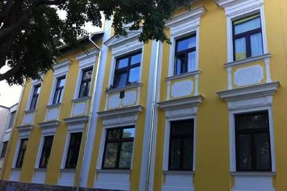 Wohnen im Grünen-schöne 2 Zimmerwohnung zu vermieten