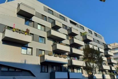 Moderne 4- Zimmer-Wohnung mit Loggia ab sofort zu vermieten!