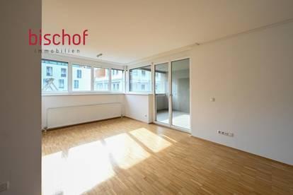 Zentrale 2,5-Zimmerwohnung mit Balkon in Bregenz