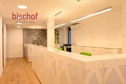 Exklusive und neuwertig ausgestattete Bürofläche