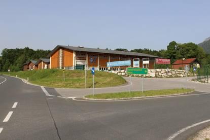 Großgmain Gewerbepark: Lager 1 mit 82,32 m² im KG