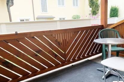 Gemütliche 1 Zimmer Wohnung - Balkon - zentral gelegen - ab sofort verfügbar!