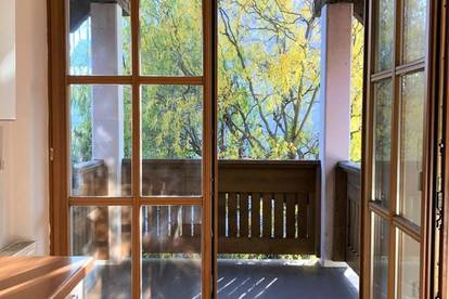 Ruhige 2 Zimmerwohnung mit Balkon - Strassgang!