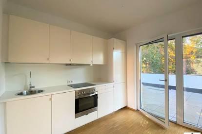 Modernes Wohnen! 2 Zimmer Wohnung mit Terasse und Carport ! ab sofort verfügbar / Gleisdorf