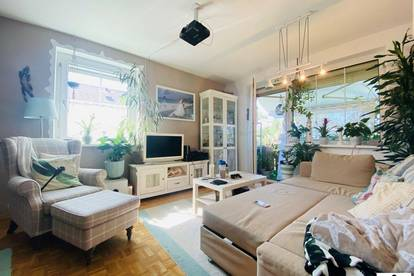 Perfekte 3,5 Zimmer Wohnung mit Balkon - inkl. Parkplatz - ab November - Ruhelage Ragnitz!