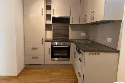 Sehr gut aufgeteilte 2 Zimmer Wohnung - mit Balkon - Innenhoflage!