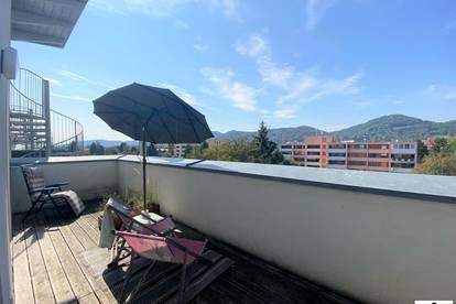 EGGENBERG // Exclusive 3 Zimmer Wohnung - mit Dachterrasse ! Ab Dezember!