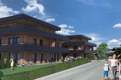 Penthouse A08 - Mountain Homes Kaiserpanorama St. Johann