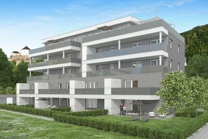 Bauphase gestartet - Urban Living Kufstein