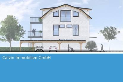 SUPER - 3-Zi-Terrassenbalkonwohnung, Neubau, an der Glan!