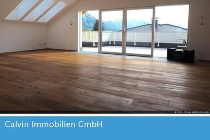 Penthousewohnung 145m² mit Panoramaaussicht am Stadtrand von Salzburg!