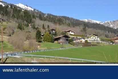 AUSSICHTSPLATZ an der SONNE, Baugrund mit TRAUMAUSSICHT auf die Berge und auf Bad Hofgastein, auf halben Weg ins Ski-Zentrum Angertal