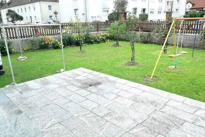 Entzückender Garten! Viel Platz! Mitten in Enns!