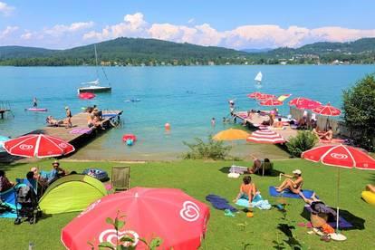 Hochwertiges Feriendomizil wenige Meter vom See