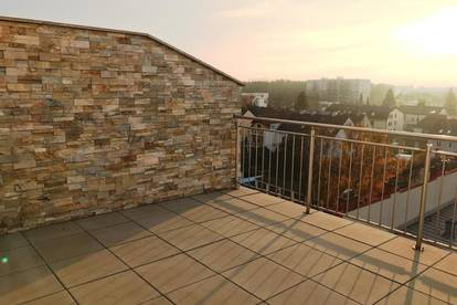 Elitäre Maisonette - Wohntraum auf 2 Ebenen samt unverbautem Fernblick