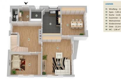 Neuer Preis! Haus mit Renovierungsbedarf!