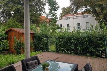 Traumjuwel im Landhausstil mit Gartenanteil und 2 Terrassen!