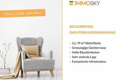 Bezaubernde DG-Wohnung in Wien!