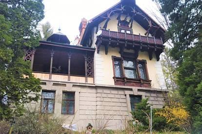 Villa auf der Sonnenseite des Semmeringgebietes