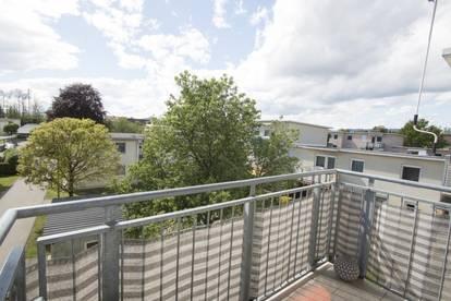 Charmante Jungfamilienwohnung mit ruhigem Balkon!