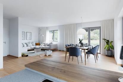 Traumhaus im Grünen - Neubau von 4 Einzelhäuser - PROVISIONSFREI