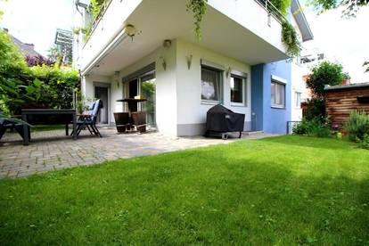 Erstklassige Gartenwohnung in herrlicher Ruhelage!