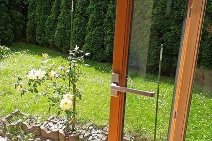 Helle Gartenmaisonette in ausgezeichneter Lage