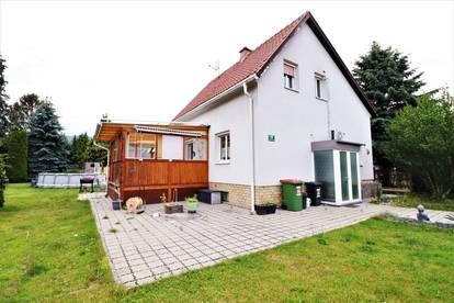 WETZELSDORF: Einfamilienhaus mit traumhaftem Garten