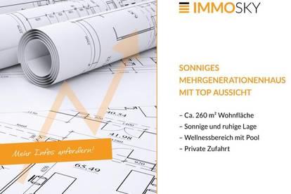 Sonniges Mehrgenerationenhaus mit Top Aussicht!!