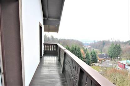 Klassisches Gästehaus mit attraktivem Ausblick