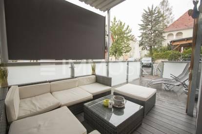 Ruhiges Juwel mit gemütlicher Terrasse und Garten!