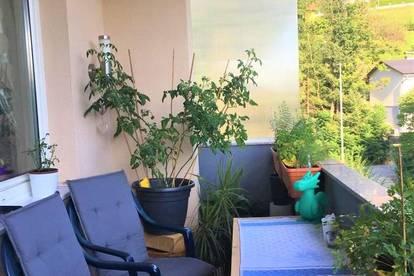 Gemütliche Wohneinheit mit sonnigem Balkon