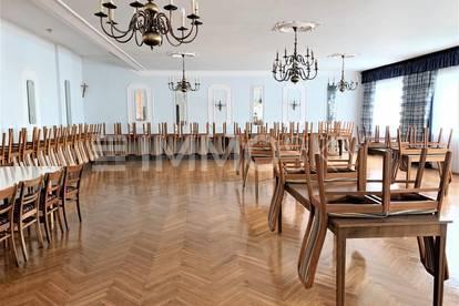 Gasthaus mit Privatwohnung und großen Saalräumen! 1454 m2!