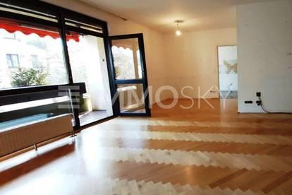 Elegantes Wohnjuwel am Fuße des Froschbergs - knapp 100 m2 mit Balkon