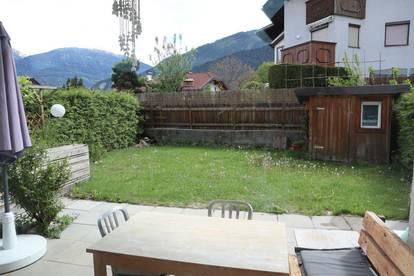 4 Zimmer-Wohnung mit Terrasse und Garten