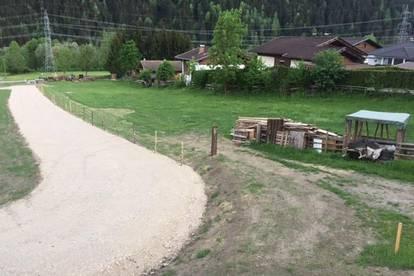 Sonniges Grundstück in Flattach