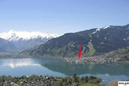 Wohnen inmitten der Bergstadt Zell am See